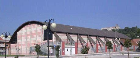 CAMPO DI GIOCO: Palazzetto dello Sport - Viale Aldo Moro (Ponte Grande) Ferentino (FR)