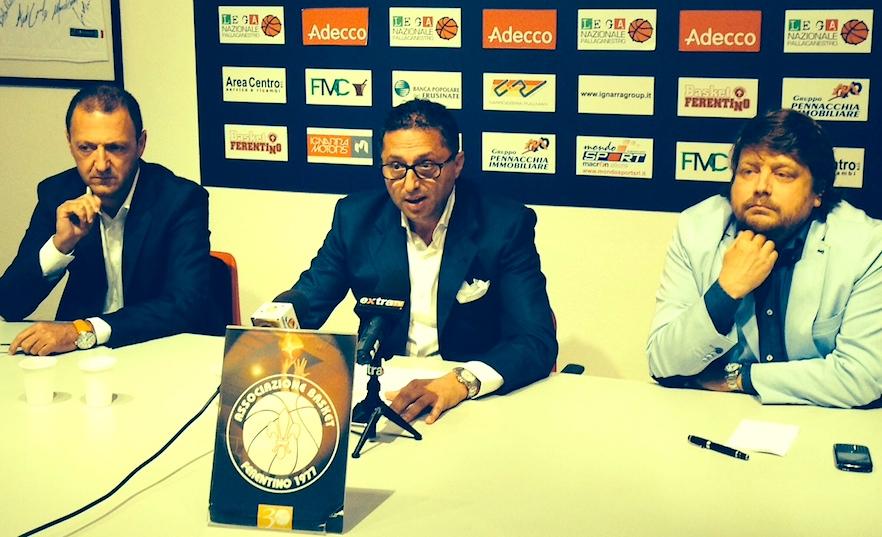 """FMC Ferentino, Ficchi: """"Due trasferte insidiose"""". Origlio: """"Vincere sarebbe fondamentale"""""""